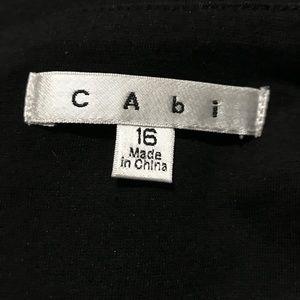 Black Cabi brand skirt